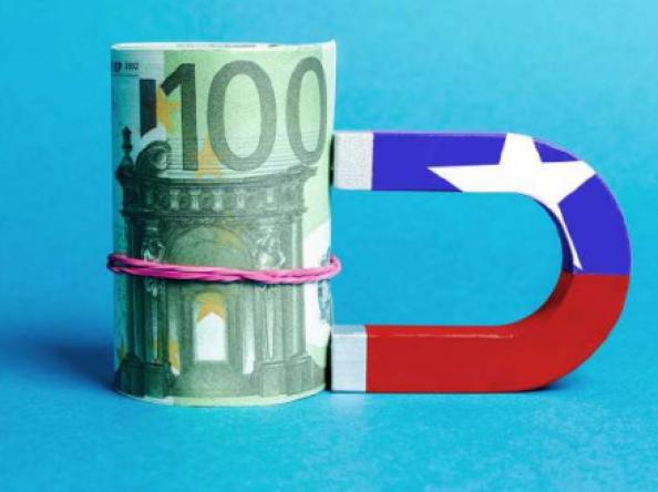 El imán de Chile para atraer inversión en sus empresas