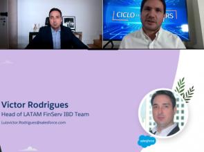 Digital Bank Webinar con Salesforce: la banca y su carrera por innovar